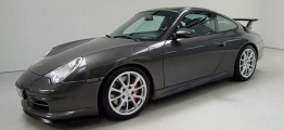 Porsche 911-996 Gen 2 GT3 with original Porsche Wheels