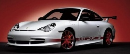 Porsche 911-996 Gen 2 GT3 RS with original Porsche Wheels