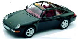 Porsche 911-993 Targa with original Porsche Wheels