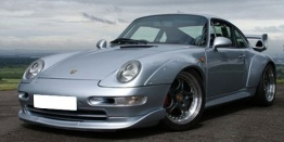 Porsche 911-993 GT2 with original Porsche Wheels