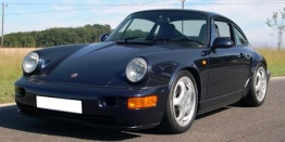 Porsche 911-964 Carrera RS with original Porsche Wheels