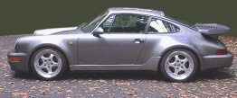 Porsche 911-964 Turbo with original Porsche Wheels