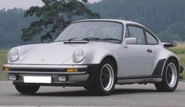 Porsche 911 Turbo 930 3.3 with original Porsche Wheels