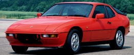 Porsche 924 S with original Porsche Wheels
