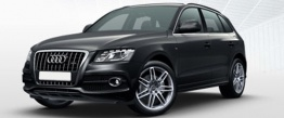 Audi Q5 (MLP) 8R with original Audi Wheels