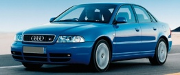 Audi S4 (B5/PL45) 8D Saloon / Avant with original Audi Wheels
