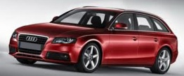 Audi A4 (B8/MLP) 8K Saloon / Avant with original Audi Wheels