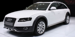 Audi A4 (B8/MLP) 8K Allroad with original Audi Wheels