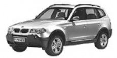 X3 E83 Sports Utility Vehicle