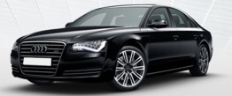Audi A8 (D4) 4H Saloon with original Audi Wheels