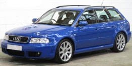 Audi RS4 (B5/PL45) 8D Avant with original Audi Wheels