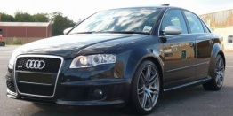 Audi RS4 (B6/PL46) 8E Saloon / Avant with original Audi Wheels