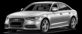 Audi A6 (C7/MLP) 4G Saloon / Avant with original Audi Wheels
