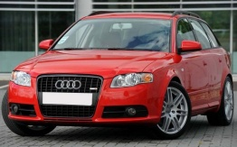 Audi A4 (B7/PL46) 8EC/8ED Saloon / Avant with original Audi Wheels