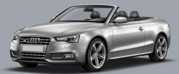 Audi S5 (B8/MLP) 8F7 Cabriolet with original Audi Wheels