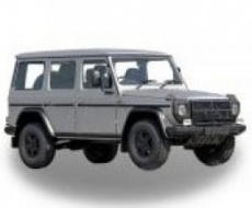 G Class G461 Cross Country Vehicle