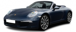 Porsche 911-991 Gen 1 Carrera 4 & Carrera 4S Cabriolet with original Porsche Wheels