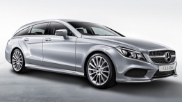 Mercedes CLS Class X218 Shooting Brake with original Mercedes Wheels