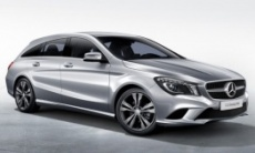 CLA Class X117 Shooting Brake