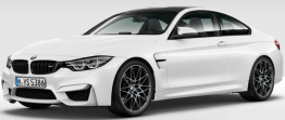 BMW 4 Series F82 M4 Coupé with original BMW Wheels