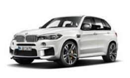 BMW X5M F85 Sports Activity Vehicle with original BMW Wheels