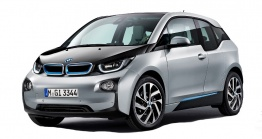 BMW i3 I01 Hatchback with original BMW Wheels