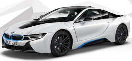 BMW i8 I12 Coupé with original BMW Wheels