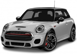 MINI F56 Hatchback 3 door with original MINI Wheels