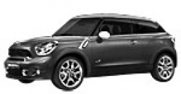 MINI R61 Paceman SUV 3 Door with original MINI Wheels