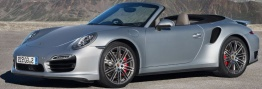 Porsche 911-991 Gen 1 Turbo & Turbo S Cabriolet with original Porsche Wheels