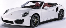 Porsche 911-991 Gen 1 Turbo & Turbo S Cabriolet - Centre Lock with original Porsche Wheels