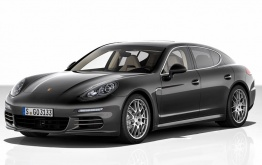 Porsche Panamera G1 970 Gen 2 with original Porsche Wheels