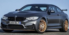 BMW 4 Series F82 M4 GTS Coupé with original BMW Wheels