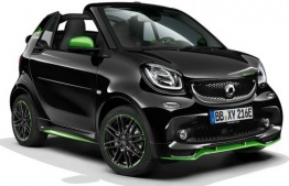 Smart A453 ForTwo Convertible with original Smart Wheels