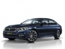 5 Series G38 Saloon Long Wheelbase