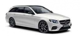 Mercedes E Class S213 E43 AMG 4Matic Estate with original Mercedes Wheels