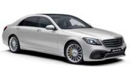 Mercedes S Class V222 S63 & S65 AMG LWB Saloon with original Mercedes Wheels