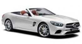 Mercedes SL Class R231 SL63 & SL65 AMG Roadster  with original Mercedes Wheels