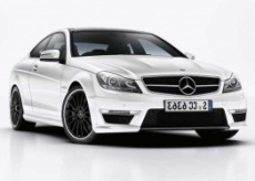 C Class C204 C63 AMG Coupe