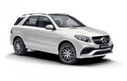 Mercedes GLE Class W166 GLE43 AMG & GLE450 AMG Sport 4Matic SUV  with original Mercedes Wheels
