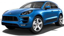 Porsche Macan S Diesel 95B with original Porsche Wheels