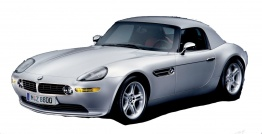BMW Z8 E52 Roadster with original BMW Wheels