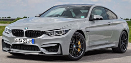 BMW 4 Series F82 M4 CS Coupé with original BMW Wheels