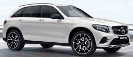 Mercedes GLC Class V253 GLC43 LWB AMG Off-Roader with original Mercedes Wheels