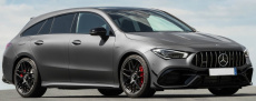 CLA Class X118 CLA45 AMG Shooting Brake
