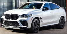 X6 M F96 Sports Activity Vehicle