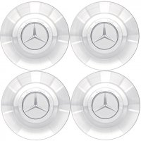 Genuine AMG Centre Cap Set 165mm Silver