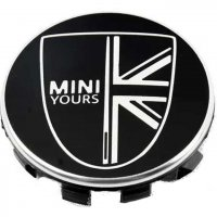 Genuine MINI Yours Centre Caps