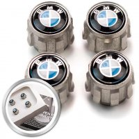 Genuine BMW Valve Cap Set