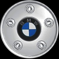 Genuine BMW 152 centre caps